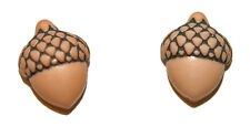 MINI ACORN STUD EARRINGS (S403)