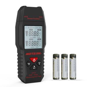Meterk EMF Meter Digital EMF Tester Elektromagnetisches Feld Strahlungstester