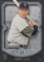 2017 Topps Museum Collection #65 Ted Williams