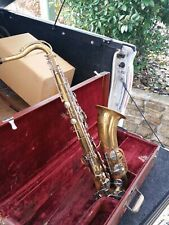 Tenor Saxophone Supreme customMade  The USA NOT SURE OF MAKER malerne sax