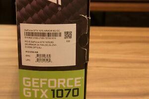 MSI gtx 1070 Armor 8Gb OC