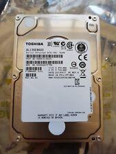 """Toshiba AL13SEB600 hdebc 01GEA51 10K 300GB 2.5"""" pulgadas SAS2 6 Gbps"""