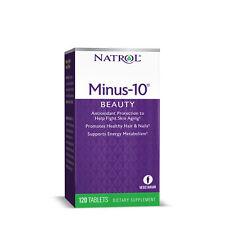 Natrol Minus-10 Cellular Rejuvenation - 120 Tablets