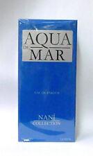 Nanì Collection Aqua de Mar eau de parfum profumo uomo 100 ml spray nuovo