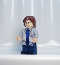 A1225 Lego CUSTOM PRINTED Avengers game Agents of Shield JEMMA SIMMONS MINIFIG