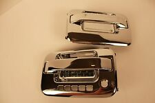 PAIR SET 2004 2005 2006 2007 2008 2009 CHROME OUTSIDE DOOR HANDLES FORD F150