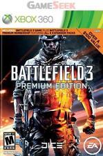BATTLEFIELD 3 PREMIUM EDITION - XBOX 360 BRAND NEW FREE DELIVERY