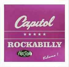 CAPITOL ROCK VOL 1 - CLASSIC 50s Rock & ROLL / Rock CD DE GENE VINCENT