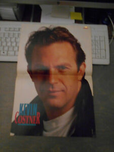 Bravo ++ Poster ++ Kevin Costner + Larry ++ RAR ++ 693 ++