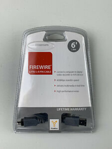 NEW/SEALED 6' FireWire Cable