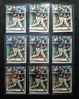 (9) 2019 Topps Update Series Eloy Jimenez US243 RC Rookie Lot White Sox