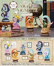 Re-Ment Pokemon Swing Vignette Collection 6 pieces Complete Set BOX JAPAN
