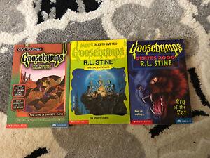 🔥Rare Goosebumps books