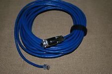Meade LX200 Classic  #507 Telescope Serial Cable RS-232 20 Feet