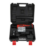 """Cordless 3-8"""" Electric 18V Ratchet Wrench Tool Set"""