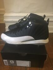 Jordan 12 Retro Playoff Cleats Metal Taxi Flu Game Sz9