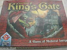 KINGS GATE GAME - KINGSGATE GAME - MEDIEVAL INTRIGUE - FANTASY FLIGHT GAMES