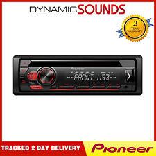 Pioneer DEH-S110UB USB CD MP3 Haut-Parleur Radio Stéréo Auto Lecteur Rouge Écran