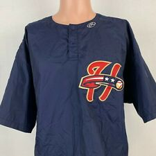 Rawlings Harrisburg Senators Batting Practice Jacket MILB Washington Nationals M