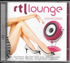 2 CD Aloe Blacc, Rihanna, Anouk, Robin Thicke, Colbie Caillat `Lounge` Neu/New