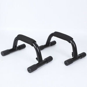 OSS - Phoenix Fitness Push Up Bar Stand Black (pair)