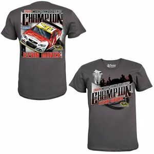 Kevin Harvick 2014 Sprint Cup Champion Chase T-Shirt Adult Large Free Ship