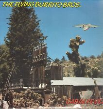 FLYING BURRITO BROS BROTHERS Cabin Fever LP SEALED Skip Battin Sneaky P Kleinow