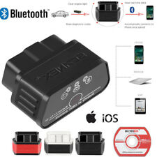 OBD2 II Bluetooth Auto Car Diagnostic Interface Scanner Tool pour iPhone iOS