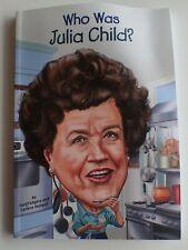 Who Was Julia Child? Tomie de Paola