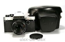 Russian Kiev-19 1992 year with MC Helios-81H 2/50 lens SLR film camera.№9221076