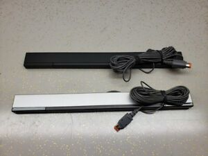 Official Nintendo Sensor Bar Original Genuine Infrared Nintendo Wii or Wii U