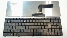ASUS X55A X55C X55U X55V X55VD P52J P53S Nuova tastiera UK Nero