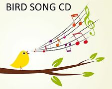 BIRD SONG CD GREAT RELAXATION, SLEEP AID NATURAL SOUNDS CD