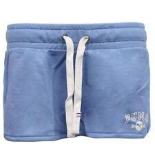 Puma Style Athletic Ultramarine Womens Slim Fit Gym Sweat Shorts 832144 14 P6C