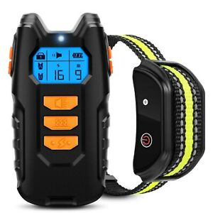 Flittor Dog Training Collar, Shock Collar for Dogs with Remote, Rechargea... New