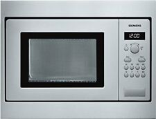 Siemens S Grill Microwave 18l Stainless Hf15m552