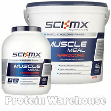 Post-Workout Protein Mass Gainers Supplements