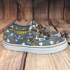 VANS Disney Pixar Toy Story Woody Shoes Women Size 5 Skateboarding Shoes NEW