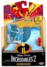 Disney The Incredibles 2 Frozone Playset Figure Action