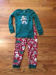 Gymboree Christmas Pajamas Size 6