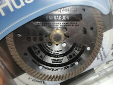 "Husqvarna 542761429 Barracuda 6"" General Saw Blade Masonry Tile Stone Concrete"