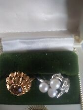 Avon rings from the 60's & 70's