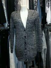 liu jo tg S cappotto maglione,maglia,cardigan Pullover,chandail,свитер lana