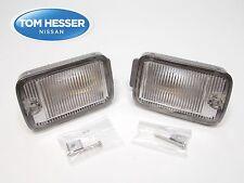 JDM OEM Nissan S13 Silvia 180SX Type-X 240SX Kouki Front Corner Lamps Lights