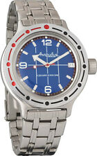 Vostok Amphibian 420331 Automatic Wristwatch Wr 200 Fast delivery from Usa