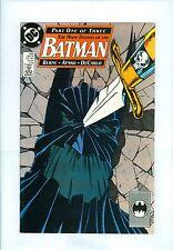 Batman #433 VFNM Byrne Aparo Many Deaths of the Batman Begins Penguin Starfire