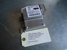 airbag ecu controller Vauxhall Meriva A 13158712ZJ 1.6i 64kW Z16SE 19651