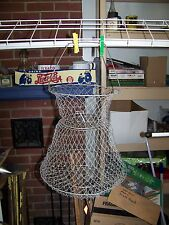 Wire Fish Basket about 14 inches
