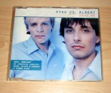 CD Maxi-Single - Kyau vs Albert - Save me