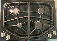 New listing Jenn-Air 30� Gas Cooktop Black 4 Burner New Jgc8430
